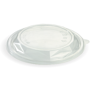 24 and 32oz Clear Salad Biobowl Lid- 450pcs