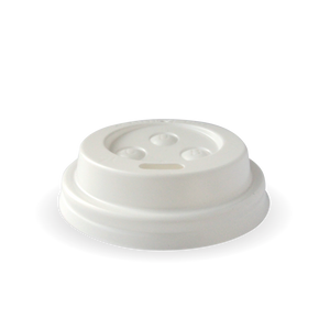 4oz PS White Sipper Lid- 1000 Lids