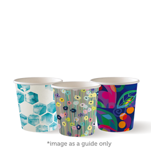 4oz Art Series BioCup - 2000 Cups