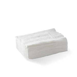 D-Fold Compact 1 Ply White Dispenser BioNapkin- 5000pcs