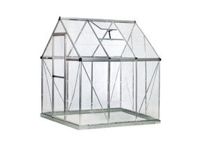 Maze 6ft x 6ft Greenhouse