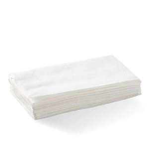 Single Saver 1-Ply White BioDispenser Napkin- 6000pcs