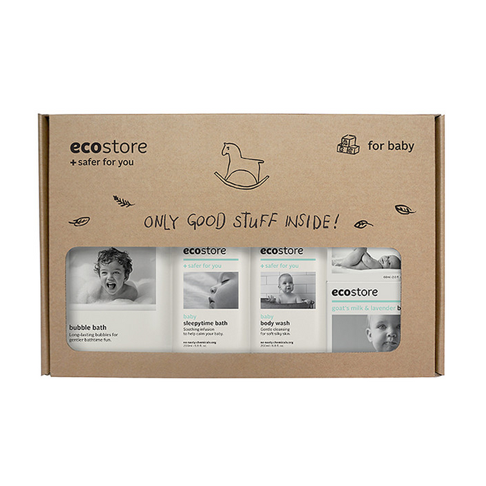 BABY CARE GIFT PACK ALL NATURAL BY ECOSTORE