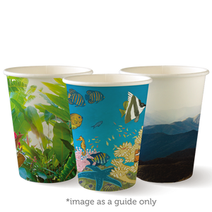 12oz Art Series BioCup - 1000 Cups