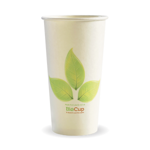 20oz Leaf BioCup - Bulk Buy- 500 Cups