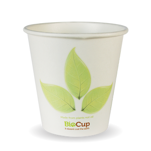 6oz Leaf BioCup - Bulk Buy- 1000 cups