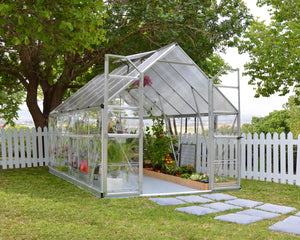 Maze 8 x 12′ Silver Frame Greenhouse pre order for July delivery