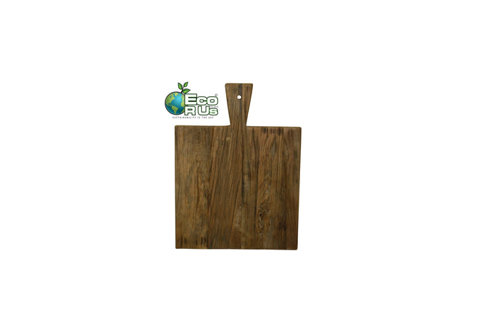 Eco R Us BreadBoard (Square: 40 x 30 x 2)-Made from recycled elm