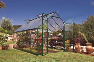 Maze 8 x 16′ Green Frame Greenhouse pre order for end July delivery
