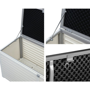 Eco R Us-390L Outdoor Storage Box/Bench- Limited Stock