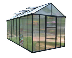Maze Glory 8 x 16 Premium Class Greenhouse – 10 Year Warranty- Pre Order late November
