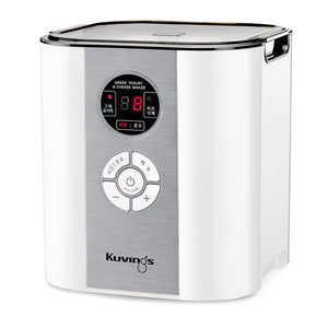 Kuvings Greek Yogurt & Cheese Maker – Red