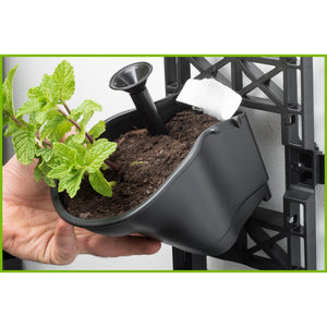 Vertical Garden Kit 5 Sets - 25 Pots -Eco R Us