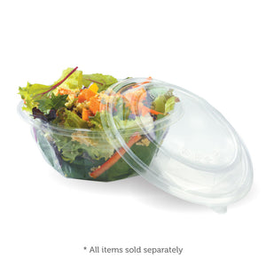 32oz Clear Salad BioBowl- 450pcs