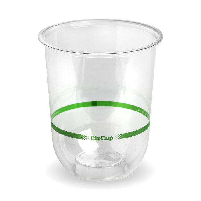 500ml Clear Tumbler BioCup - 1000pcs