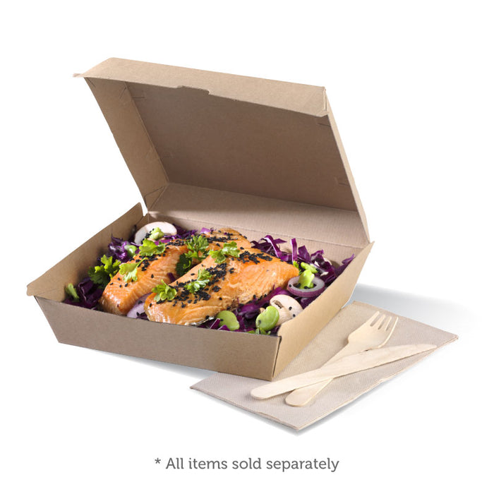 Dinner BioBoard Box- Bulk Buy- 150pcs