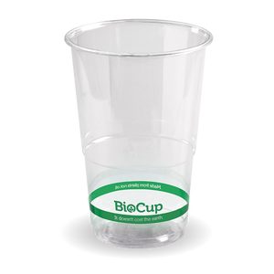 280ml Clear BioCup - 2000pcs