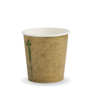 4oz Kraft Green Line BioCup - 2000 Cups