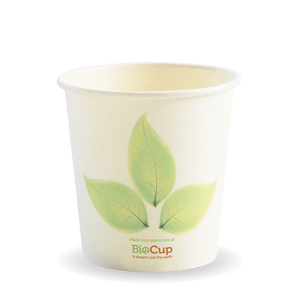 4oz Leaf BioCup - Bulk Buy- 2000 cups