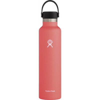 HYDRO FLASK Standard Mouth - Flex Cap Double Insulated - Hibiscus 709ml