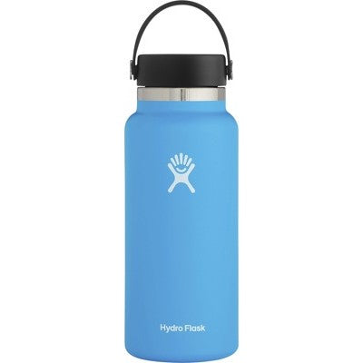 HYDRO FLASK Wide Mouth - Flex Cap Double Insulated - Lilac 946ml