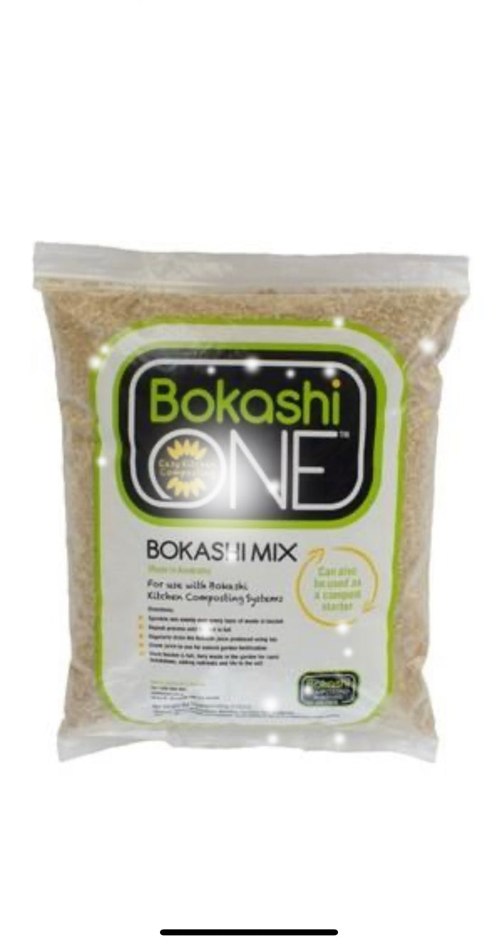 BOKASHI ONE MIX 1KG -Eco Friendly 4L approx