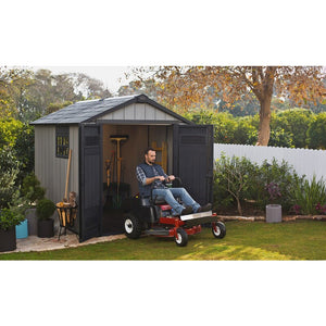 Keter Oakland 759 Garden Shed 2.3mx2.9m $8.90 Shipping Australia Wide- Pre order Mid October