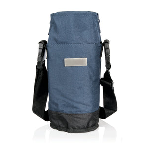 Wine Cooler Bottle Bag Dark Navy Colour- Eco R Us (Great Kris Kringle)