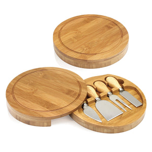Cheese Set 5pc- Eco R Us