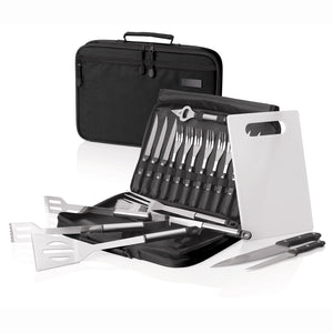 BBQ Tool Set - S/Steel- Eco R Us