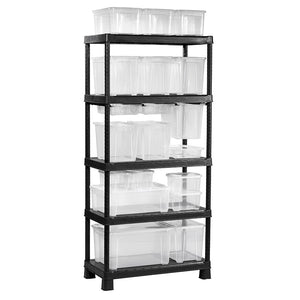 Keter Open Base Tribac Shelf Indoor/Outdoor Cabinet - $8.90 Shipping Australia Wide