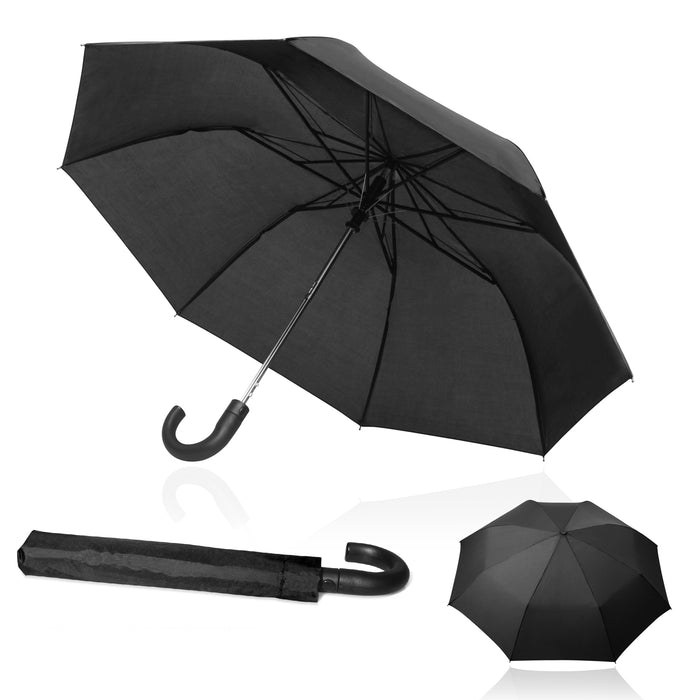 Umbrella 90cm Auto Shelta Unisex- Eco R Us