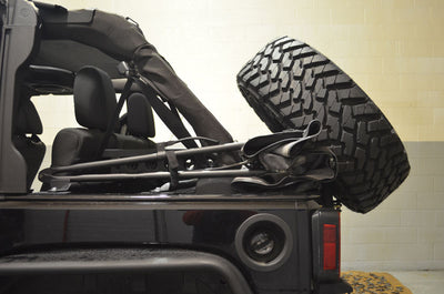 ACE JK Rear Cargo Basket