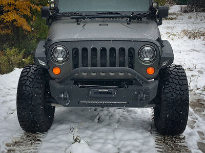 ACE JK Narrow Fenders - Full Set