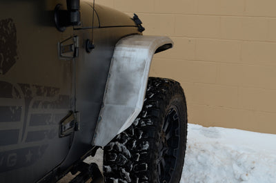 ACE JK Wide Fenders - Full Set