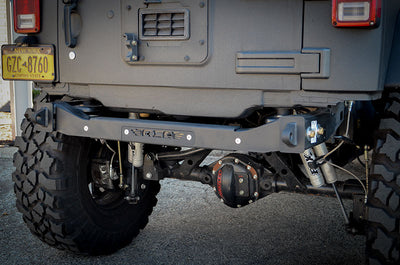 ACE JK Hammertown Rear Armor