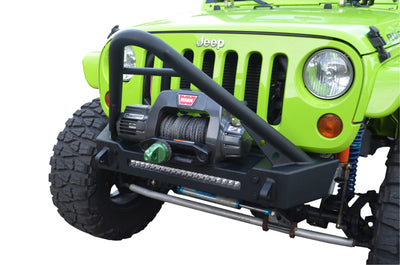 BLACK FRIDAY - ACE JK Pro Series Front Bumper Combo