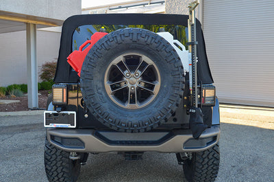 ACE JK Stand Alone Tire Carrier