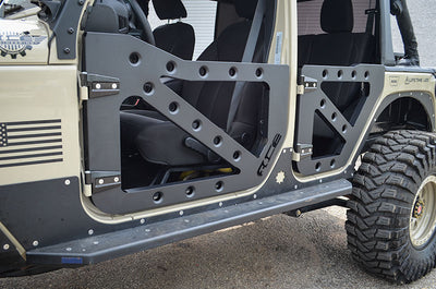 ACE JK Trail Doors - Fronts Only