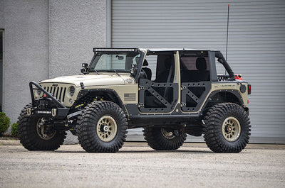ACE JK Trail Doors - Rears Only