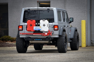 ACE JK or JL Hammertown Rear Armor And GateKeeper Package