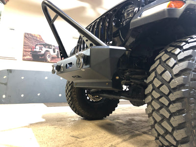 ACE JL/JT Front Swaybar Skid Plate