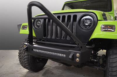 TJ Bumper and LED Light Combo - Stinger