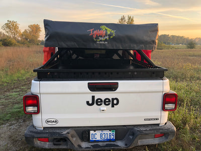 ACE JT Upper Decker Rooftop Tent Mounts