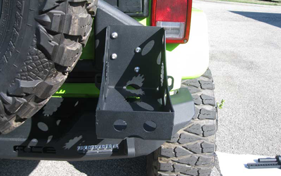 ACE JK/JL Pro Series Jerry Can Holder
