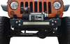 ACE JK Pro Series Front Bumper (No Bar)