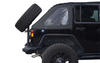 ACE JK/JL Pro Series Slant Back Tire Carrier Kit