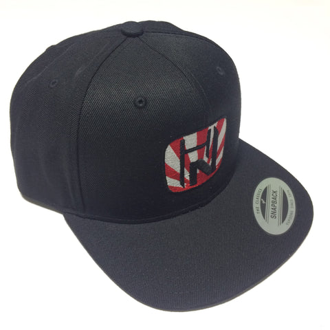 Honda Nation - Classic Snap Back Rising Sun (Flat Brim)