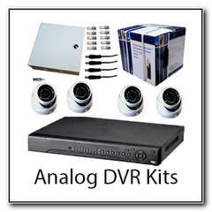 Analog DVR Kits