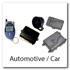 Alarms - Automotive / Car